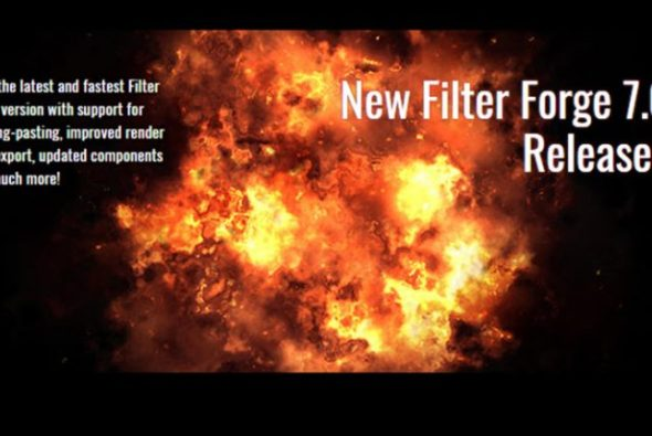 Filter Forge 7 released