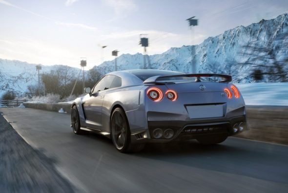 """The Making of """"Nissan GT-R 2017"""""""