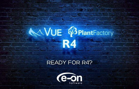VUE and PlantFactory 2016 R4 released