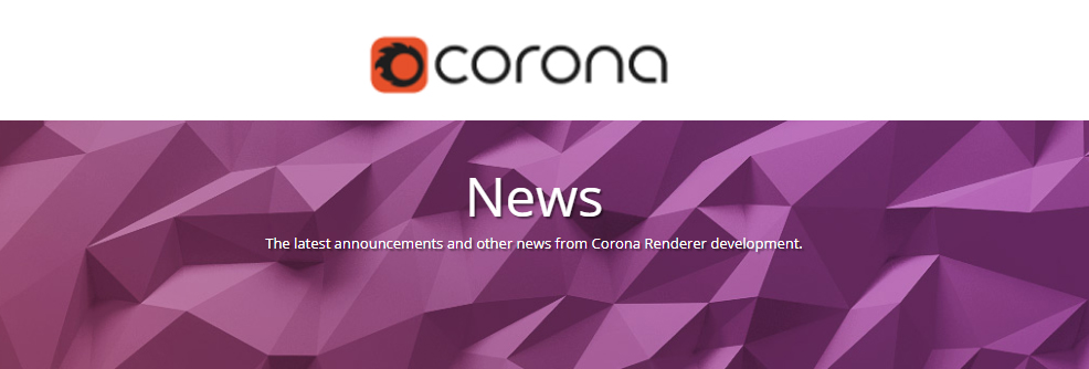 Corona Renderer 1.7 for 3ds Max (Hotfix 3) released!