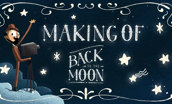 Nexus Studios' making-of Back to the Moon