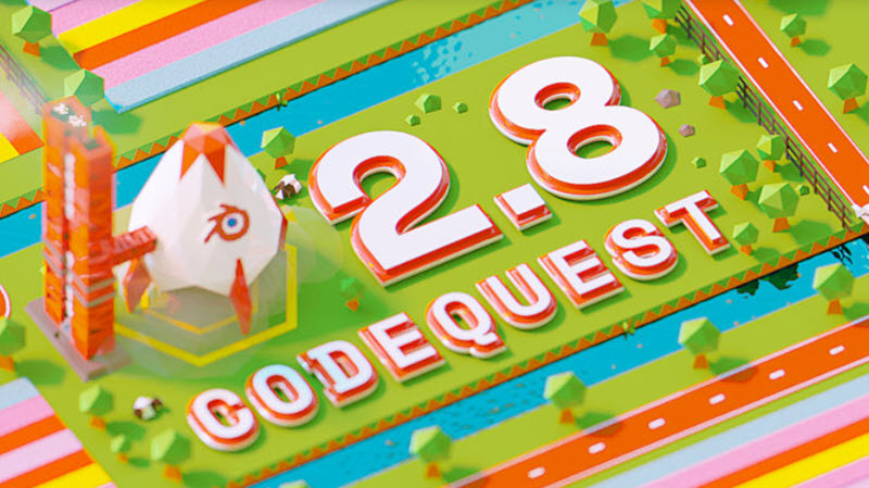 Blender Code Quest crowdfunding campaign aims to launch Blender 2.8 this year