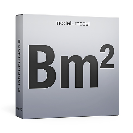 Plugin Update: Bookmanager v2.0 from model+model