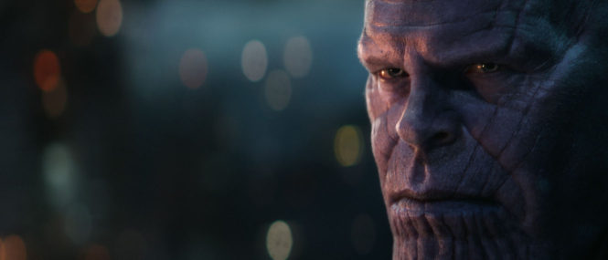Making Thanos Face the Avengers