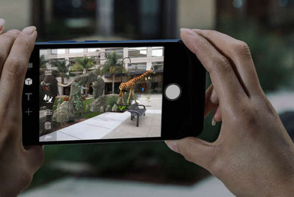 USensAR announced bringing augmented reality to low-end devices